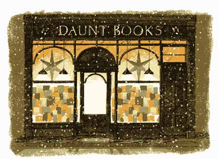 Christmas at Daunt Books 2019 | Gift Ideas