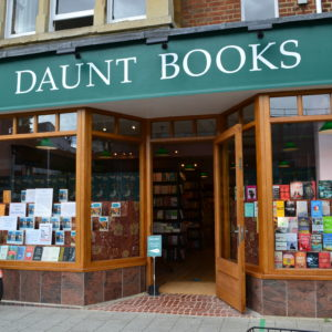 Daunt Books Summertown