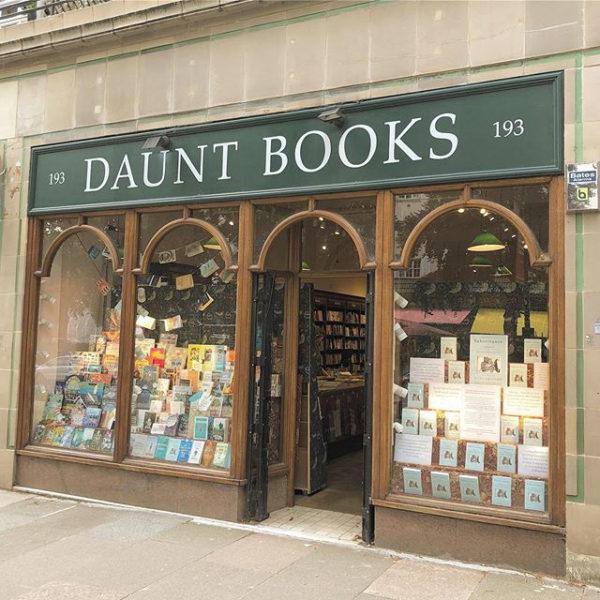 Daunt Books Belsize Park