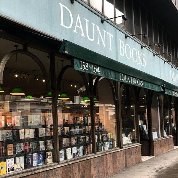 Daunt Books Chelsea