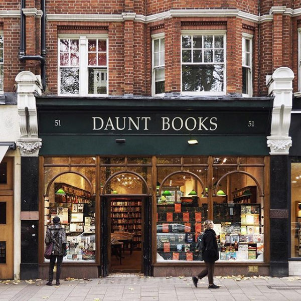 Daunt Books Hampstead
