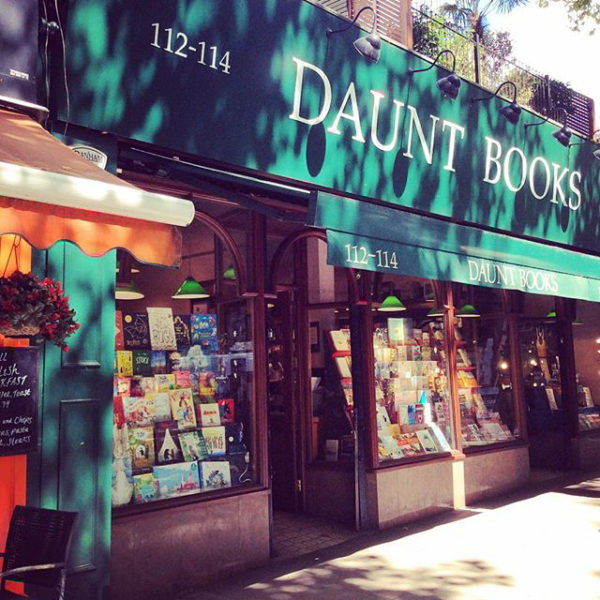 Daunt Books Holland Park
