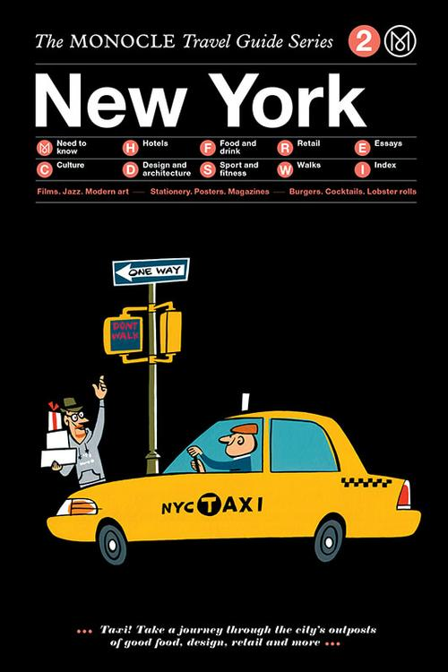 New York Monocle Travel Guide