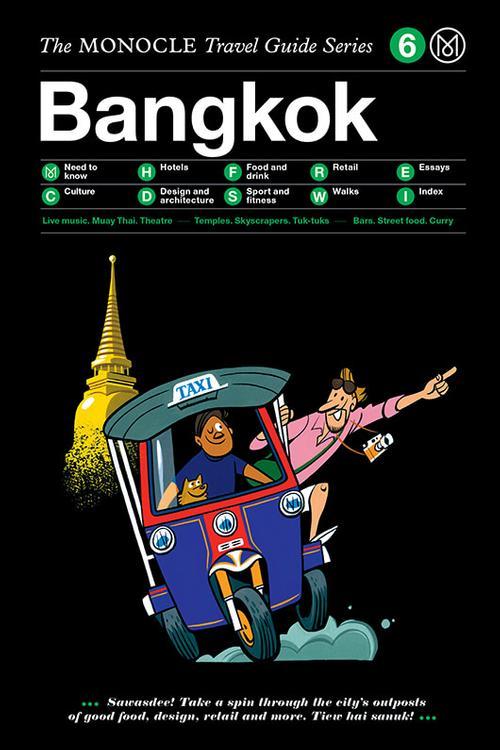 Bangkok Monocle Travel Guide