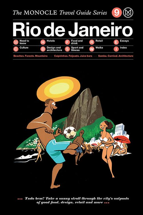 Rio de Janeiro Monocle Travel Guide