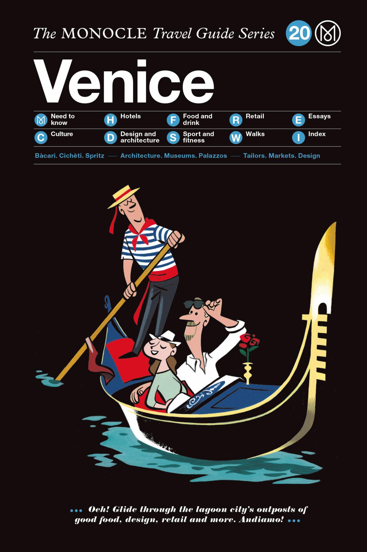Venice Monocle Travel Guide