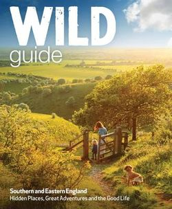 Wild Guide Southern and Eastern England