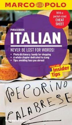 Marco Polo Italian Phrasebook