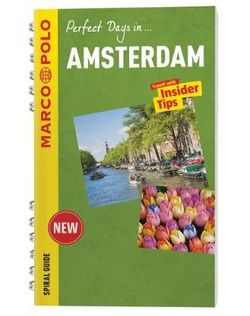 Marco Polo Amsterdam Spiral Guide