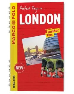 Marco Polo London Spiral Guide