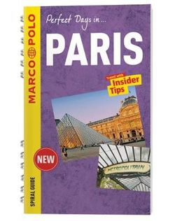 Marco Polo Paris Spiral Guide