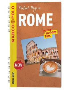 Marco Polo Rome Spiral Guide
