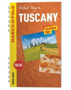 Marco Polo Tuscany Spiral Guide