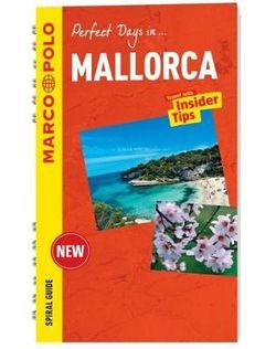 Marco Polo Mallorca Spiral Guide