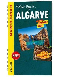 Marco Polo Algarve Spiral Guide