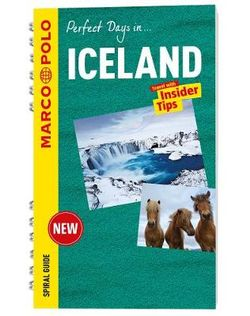 Marco Polo Iceland Spiral Guide