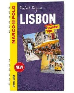 Marco Polo Lisbon Spiral Guide