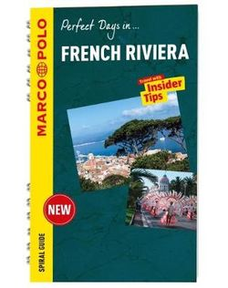 Marco Polo French Riviera Spiral Guide