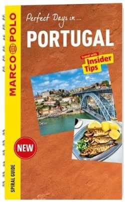 Marco Polo Portugal Spiral Guide
