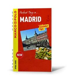 Marco Polo Madrid Spiral Guide