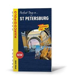 Marco Polo St Petersburg Spiral Guide