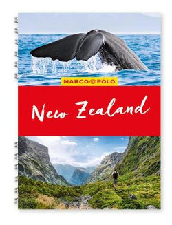 Marco Polo New Zealand Spiral Guide