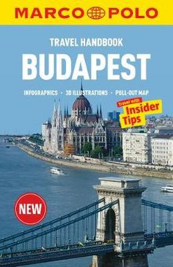 Marco Polo Budapest Handbook