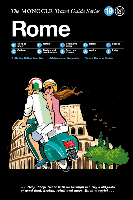 Rome Monocle Travel Guide