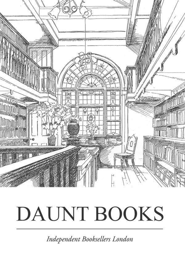 Daunt Books Gift Certificate