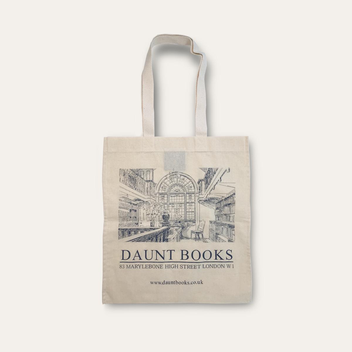 Daunt Books Cotton Bag