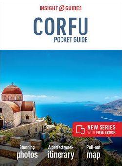 Pocket Corfu Insight Guide
