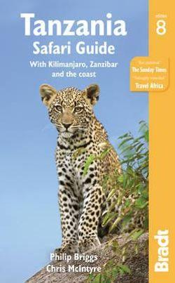 Tanzania Safari Guide Bradt Guide