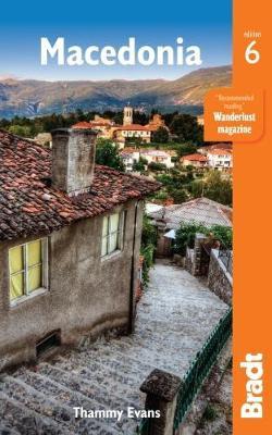 North Macedonia Bradt Guide