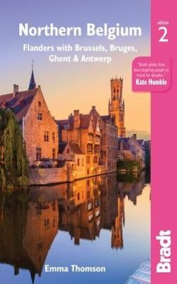 Northern Belgium Bradt Guide