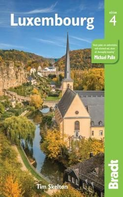 Luxembourg Bradt Guide