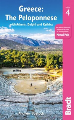 The Peloponnese Bradt Guide
