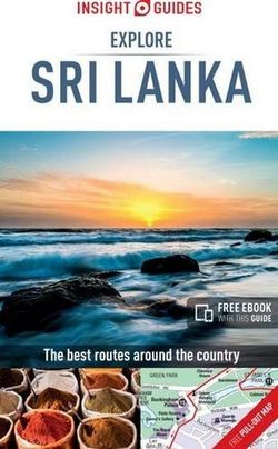 Explore Sri Lanka Insight Guide