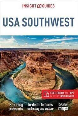 USA Southwest Insight Guide
