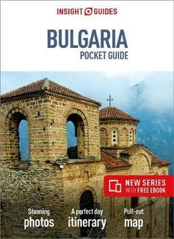 Pocket Bulgaria Insight Guide