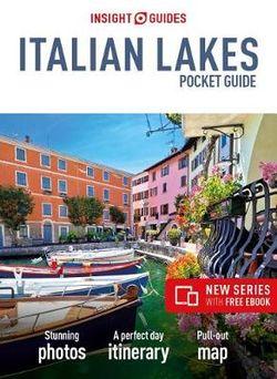 Pocket Italian Lakes & Verona Insight Guide