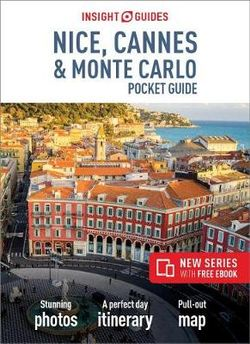 Pocket Nice Cannes & Monte Carlo Insight Guide
