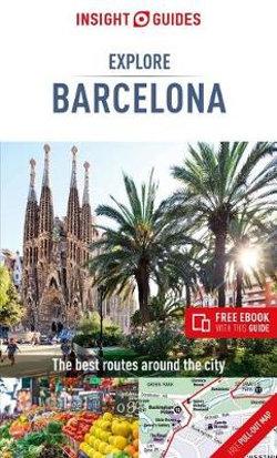 Explore Barcelona Insight Guide