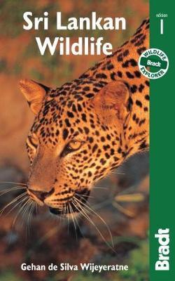 Sri Lankan Wildlife Bradt Guide