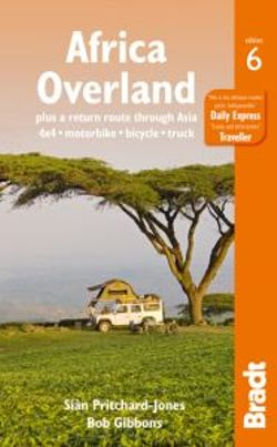 Africa Overland Bradt Guide