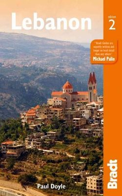 Lebanon Bradt Guide