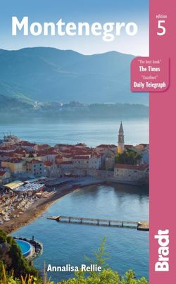 Montenegro Bradt Guide
