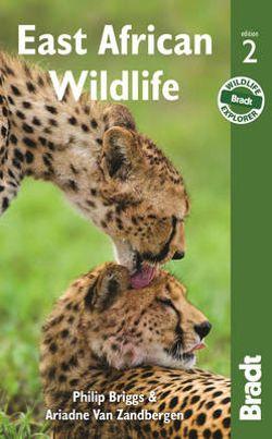 East African Wildlife Bradt Guide