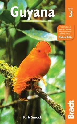 Guyana Bradt Guide