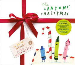 The Crayon's Christmas Acitvity and Pop-up Book