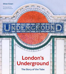 London's Underground | Christmas Gifts for Book Lovers 2020